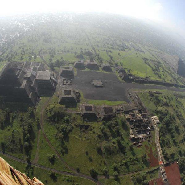 Globos aerostaticos en teotihuacan vista 360 grados 2015 (2)