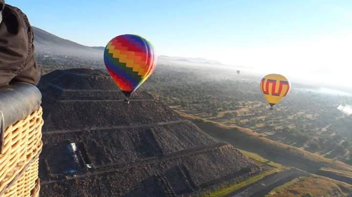 Uber a Teotihuacán desde la Ciudad de México