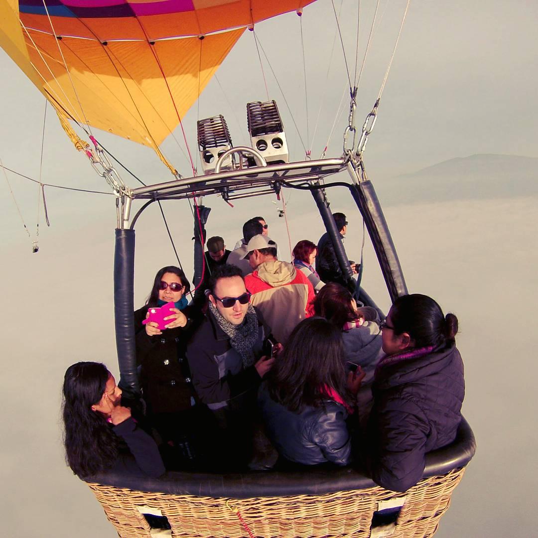Conoce los precios y paquetes de vuelo globos for Paquete familiar en un hotel