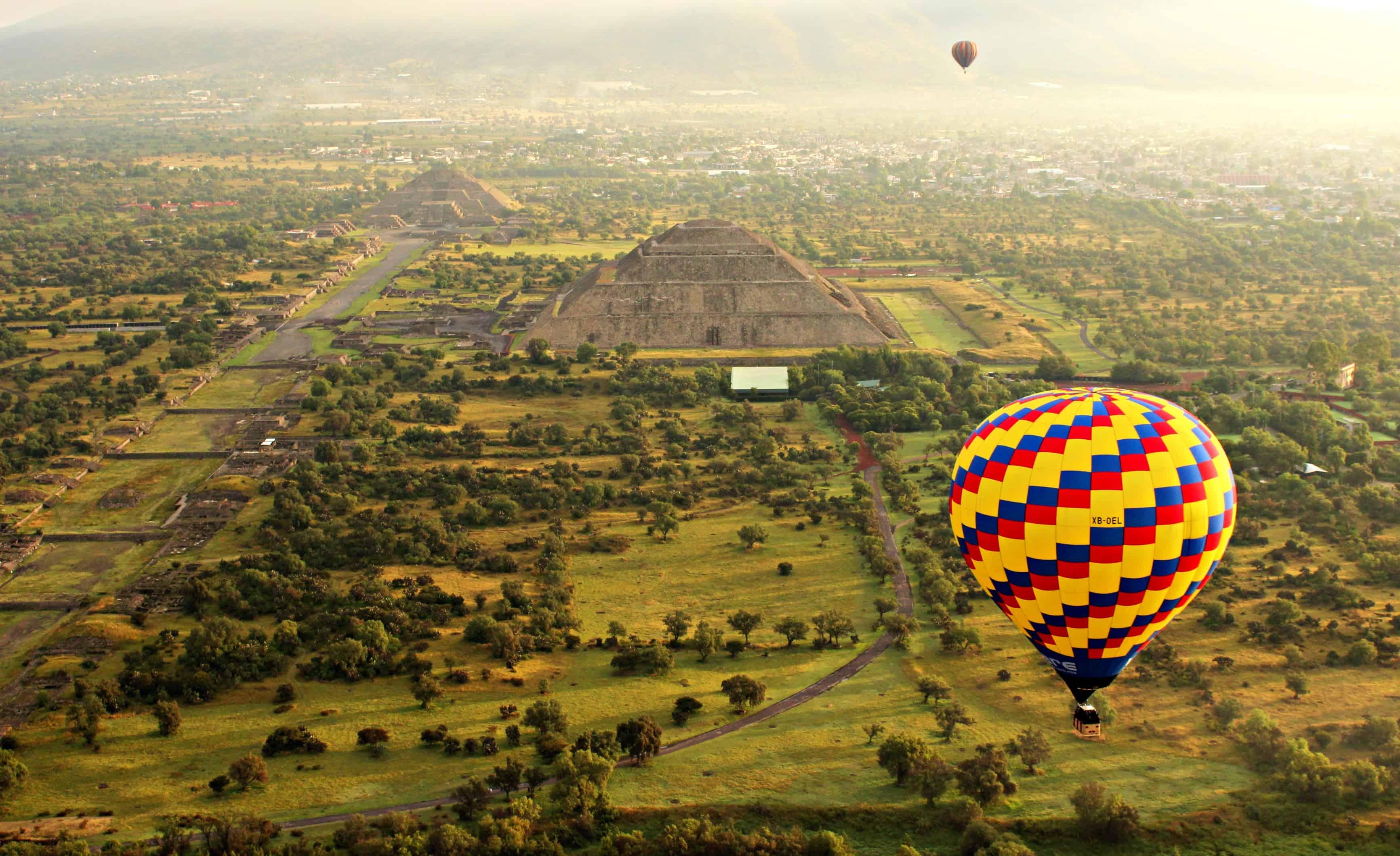 Los Mejores Hoteles en Teotihuacán