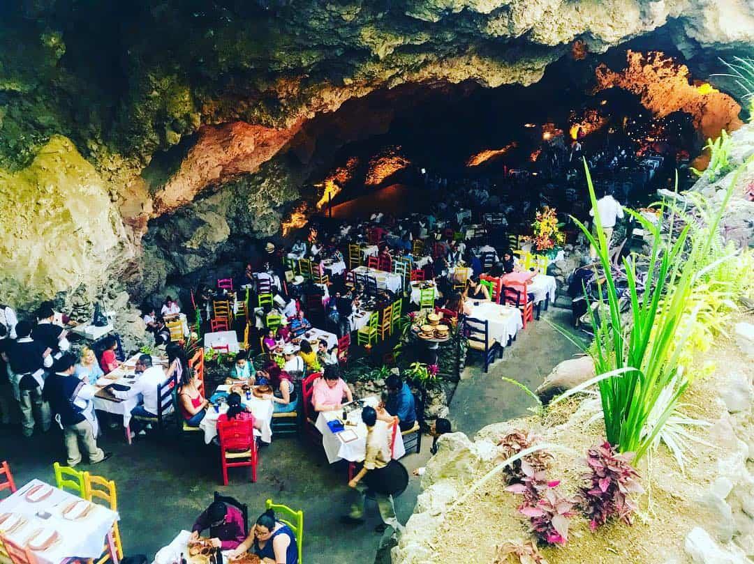 Restaurante La Gruta Teotihuacán